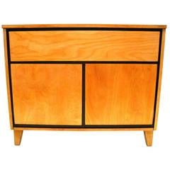 American Modern Russel Wright Small Hutch for Conant Ball