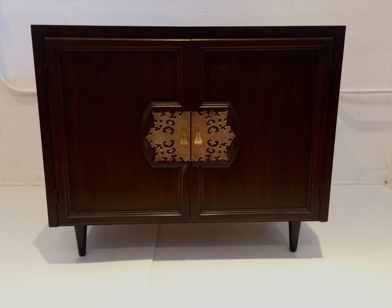 asian modern small cabinet designed by bert england for johnson furniture 2 asian modern furniture
