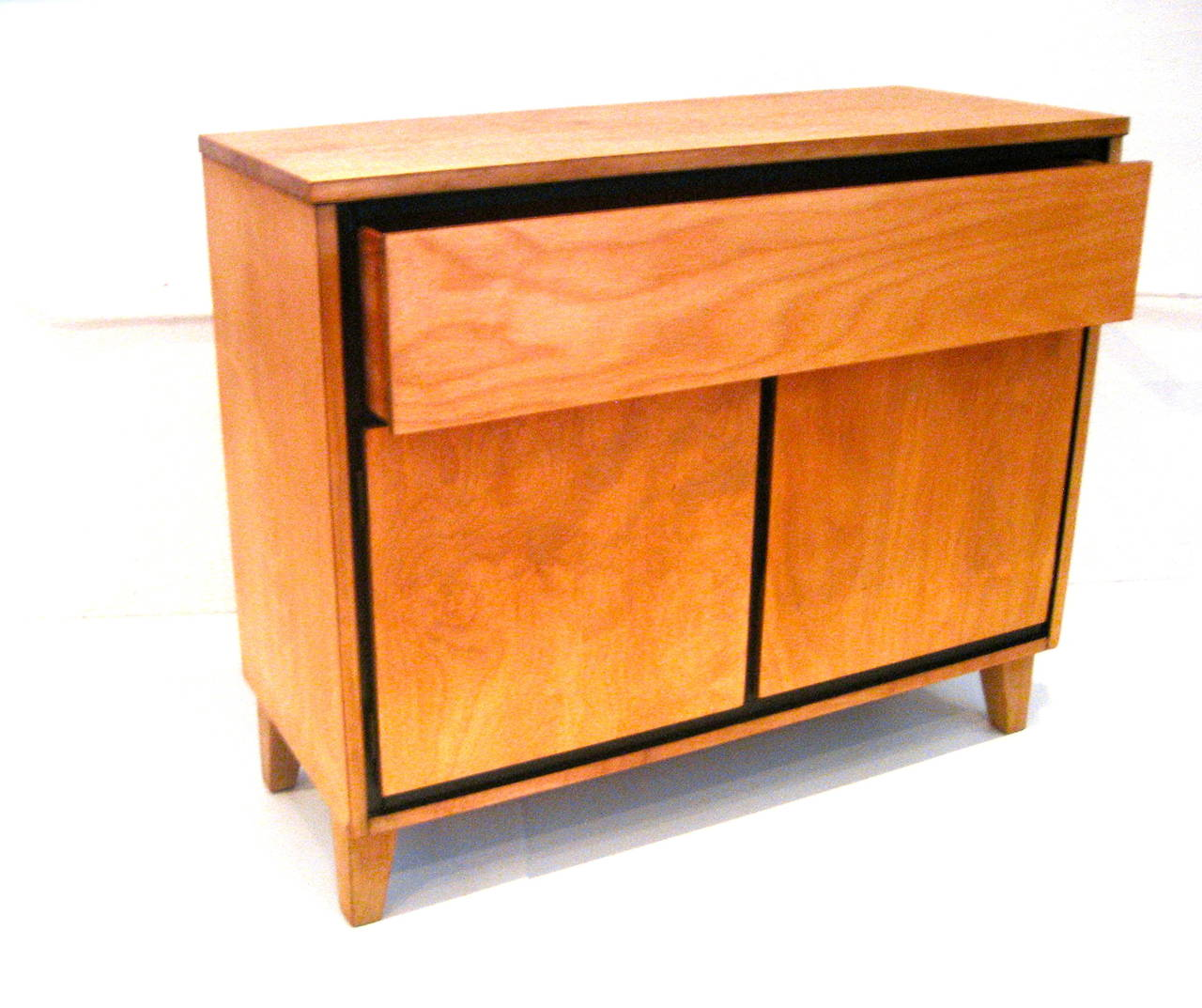 American Modern Furniture: American Modern Russel Wright Small Hutch For Conant Ball