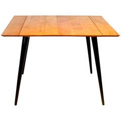 1950s American Modern Petite Dinning-Desk Table by Paul McCobb