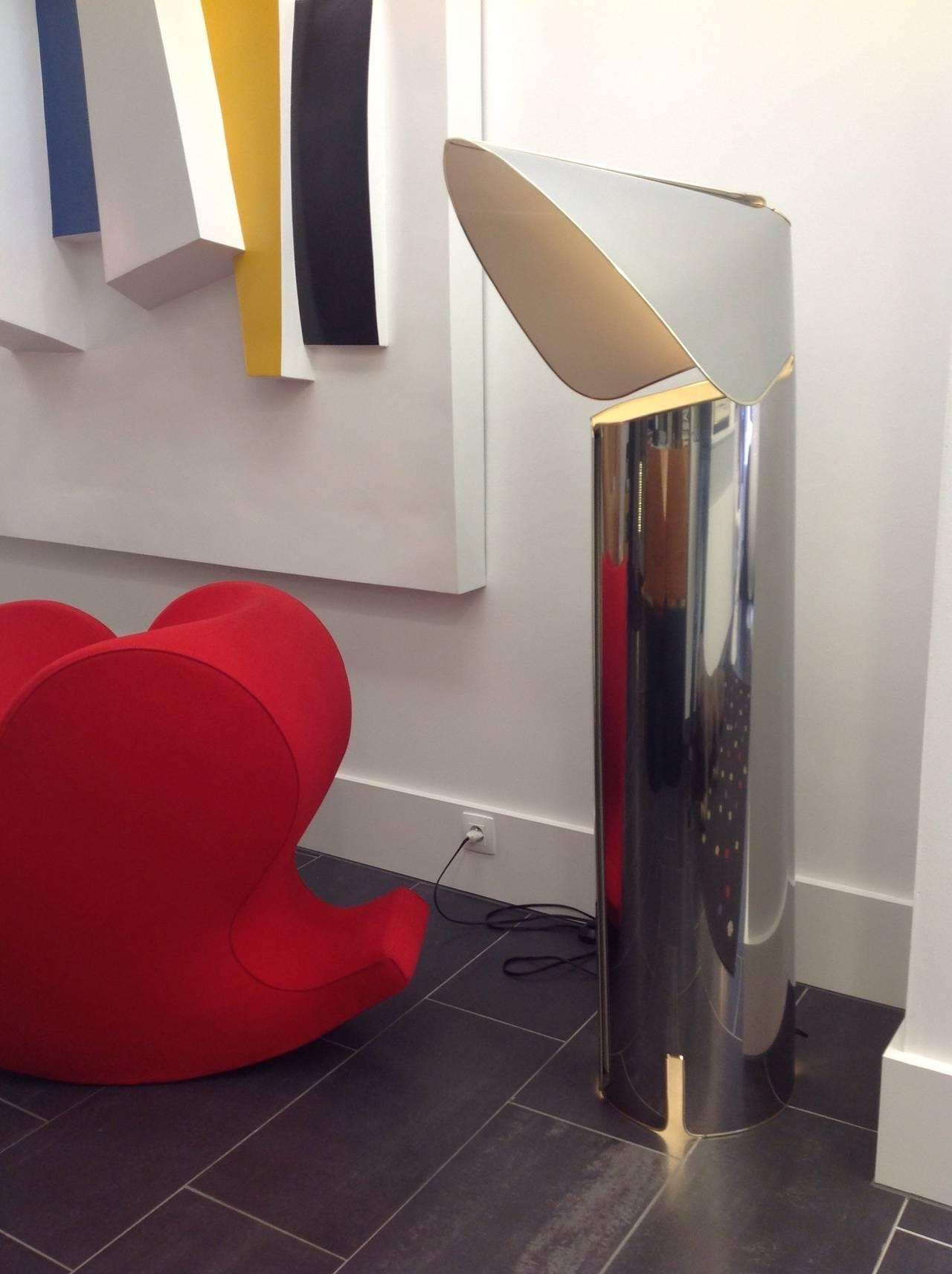 Floor Lamp Quot Chiara Quot Designed By Mario Bellini For Flos