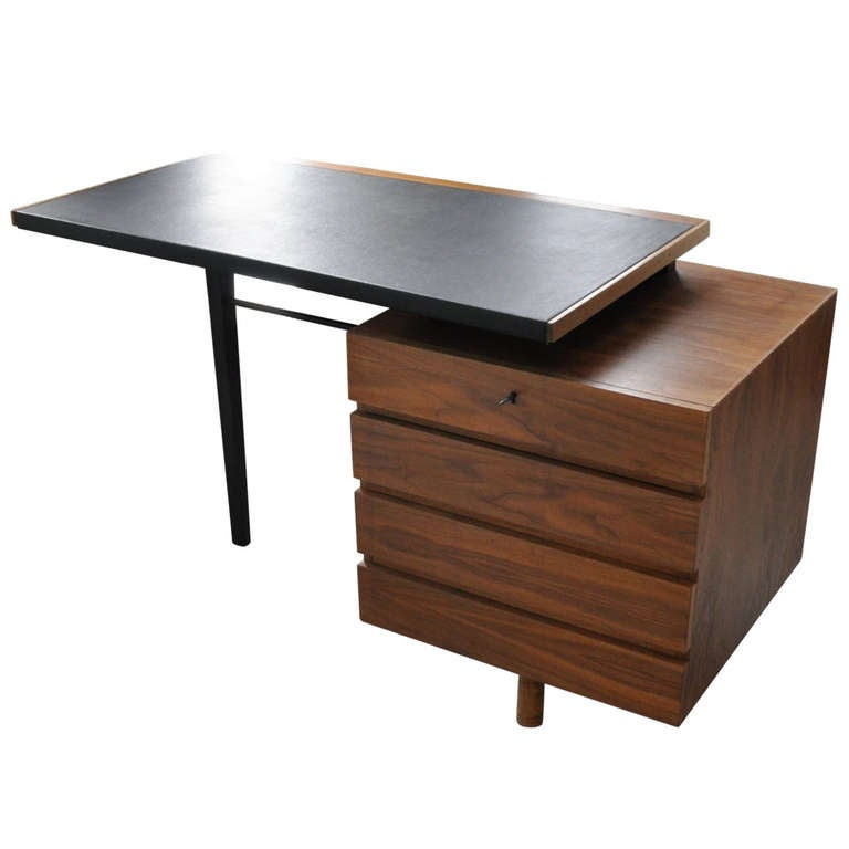 beautiful lady desk ca 1960 at 1stdibs