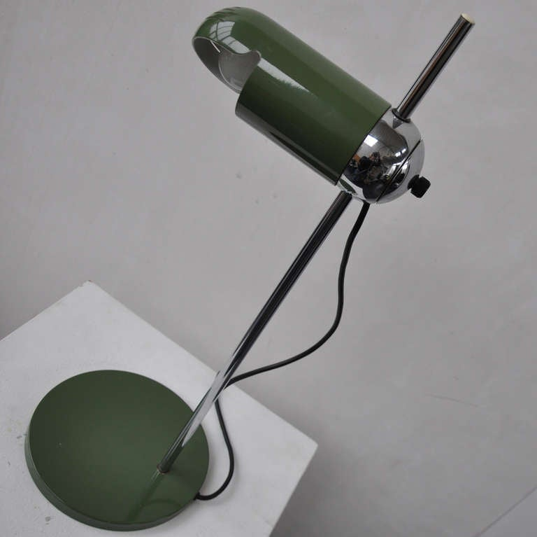 nice desk lamp anno 1960 for sale at 1stdibs nice lamps com