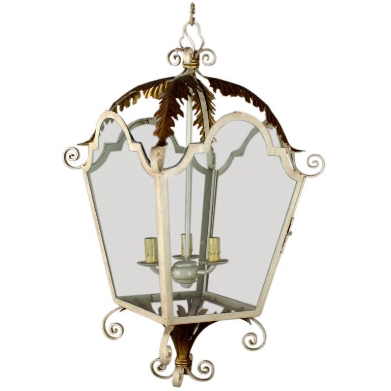Vintage italian lantern at 1stdibs for Retro italian xxx