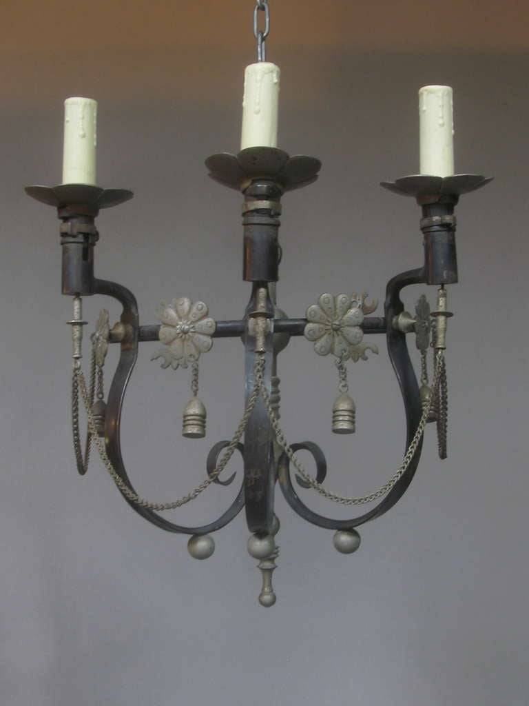 Unusual Pair of Napoleon III Sconces - France, Circa 1880s 2