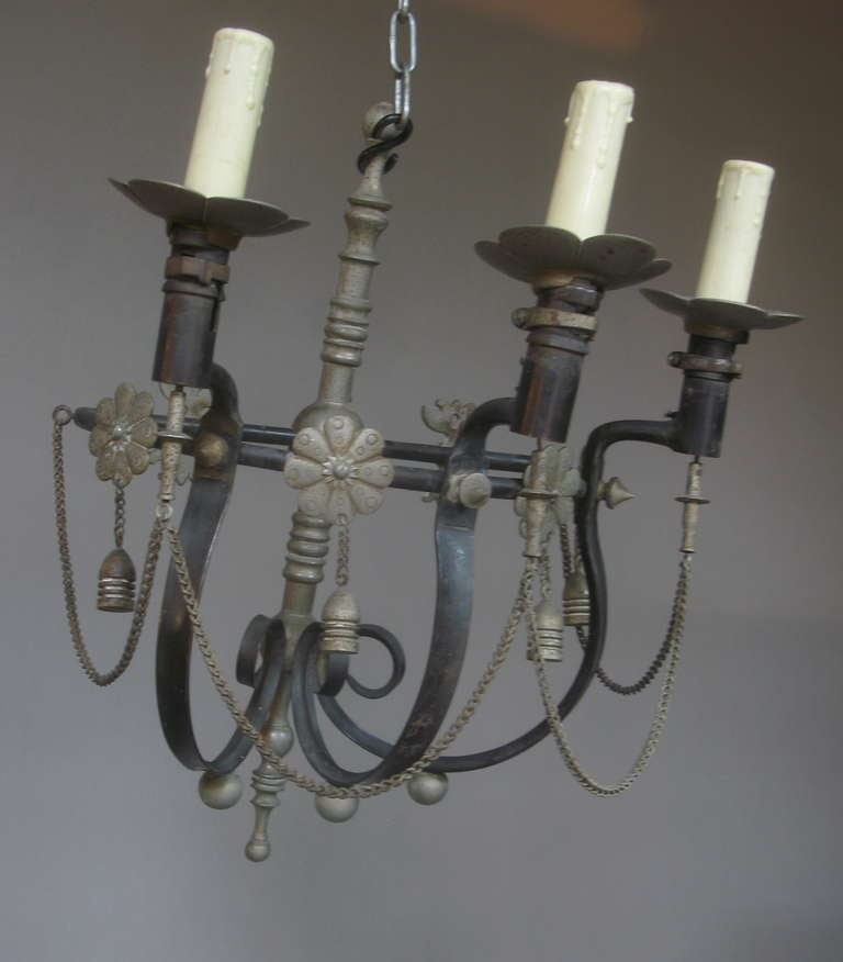 Unusual Pair of Napoleon III Sconces - France, Circa 1880s 3