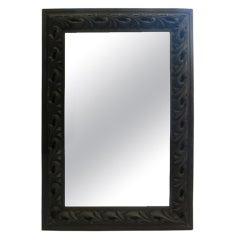 Impressive Carved Italian Mirror