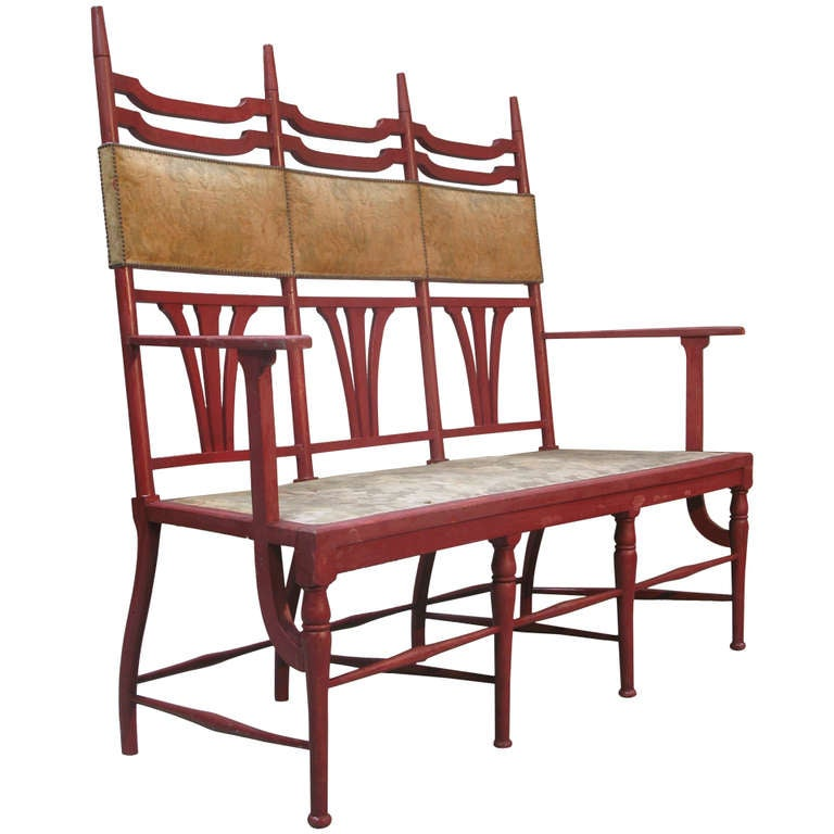 8 piece vienna secession seating ensemble at 1stdibs - 8 piece living room furniture set ...
