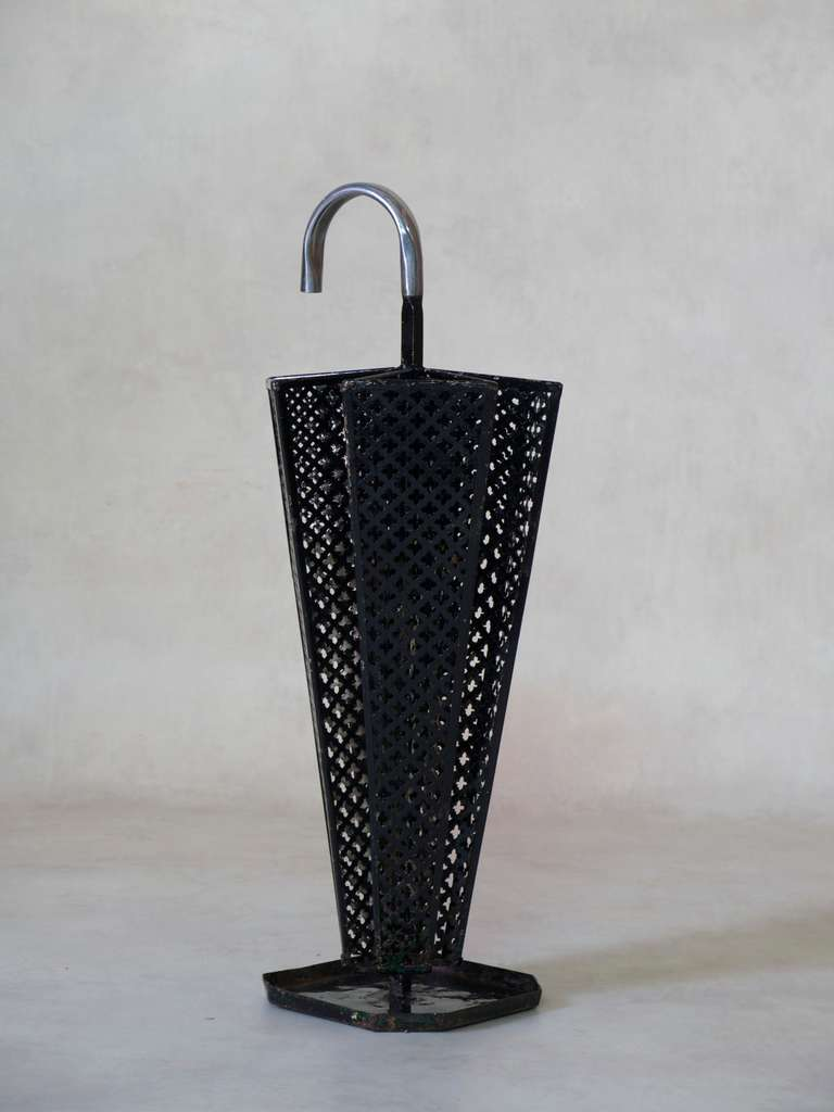 French Fun Umbrella Stand, France, 1950s For Sale