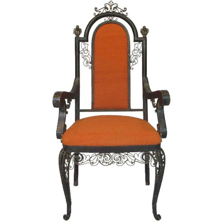 Unique Armchairs: Unique 1940s Armchair For Sale At 1stdibs
