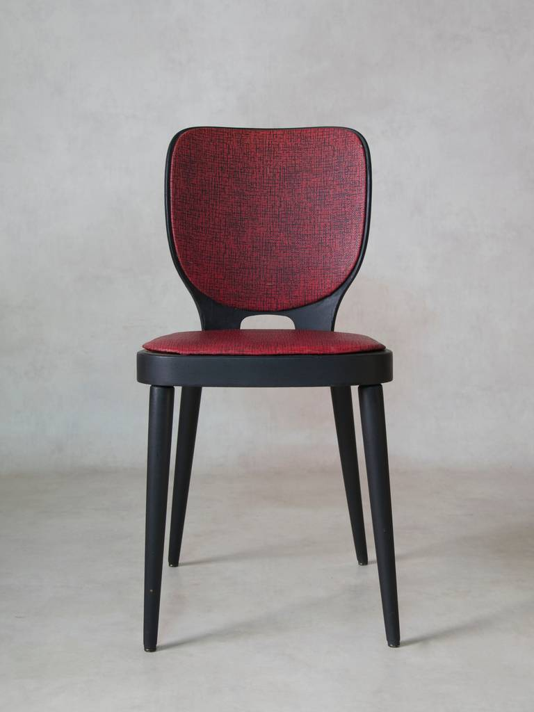 funky 1950s french caf chairs at 1stdibs