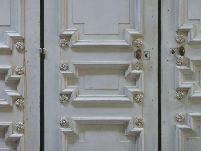 Set of Three Doors, France, 19th Century 2