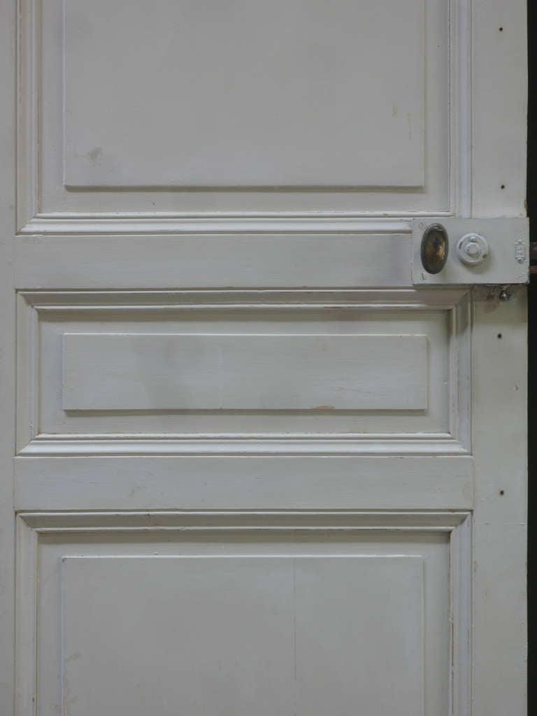 Set of Three Doors, France, 19th Century 9