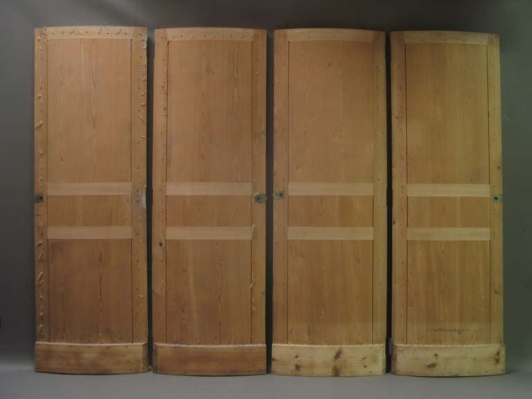 6 Curved Doors - France, 19th Century For Sale 2