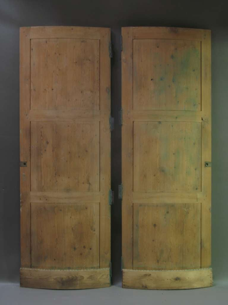 6 Curved Doors - France, 19th Century For Sale 4