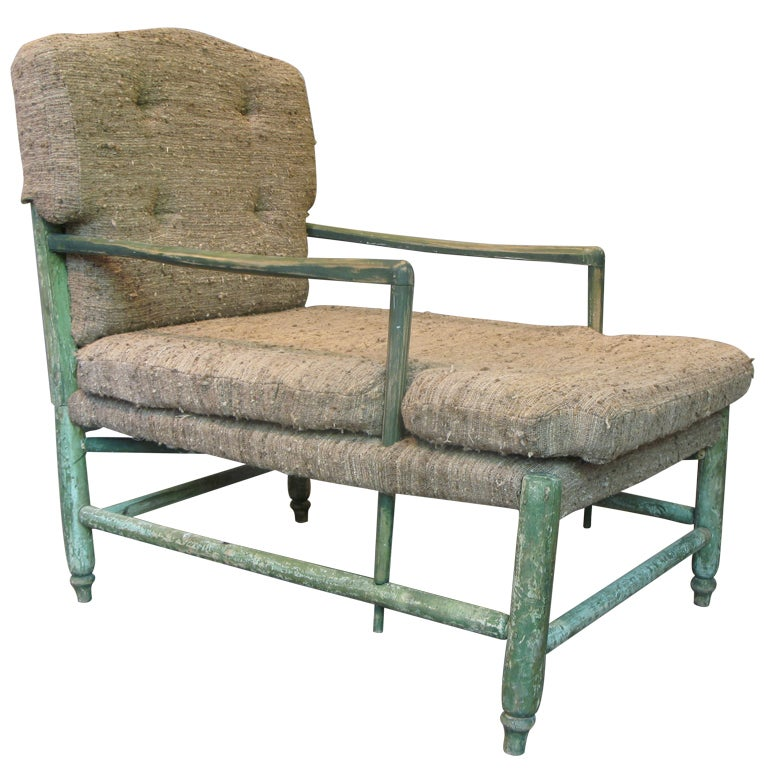 Antique proven al chaise longue at 1stdibs for 1930s chaise lounge