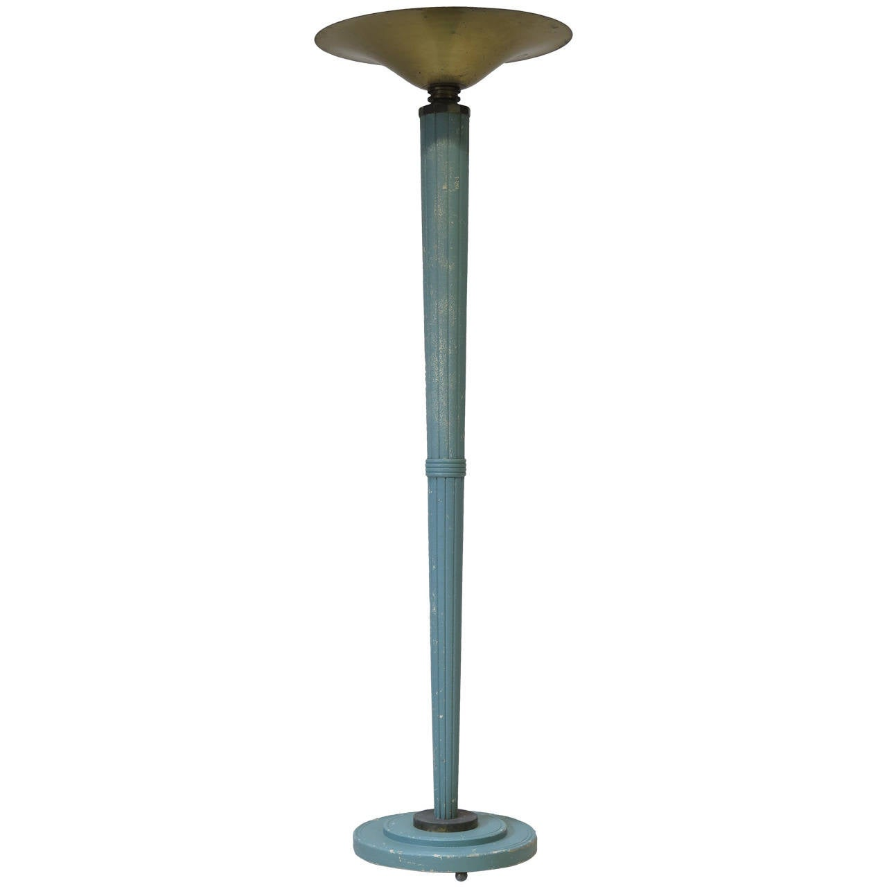 french art deco floor lamp circa 1930s at 1stdibs