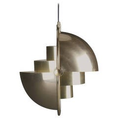 Multi-Light Pendant by Louis Weisdorf