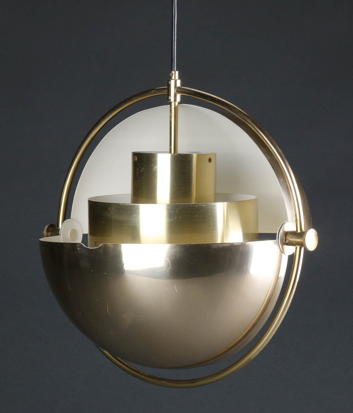 Multi Light Pendant By Louis Weisdorf At 1stdibs