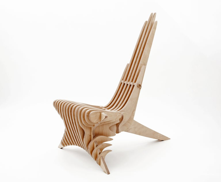 Limited Edition Chair by Peter Qvist Lorentsen 2