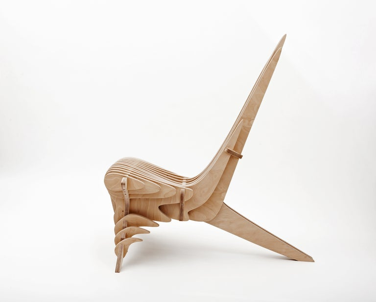 Limited Edition Chair by Peter Qvist Lorentsen 3