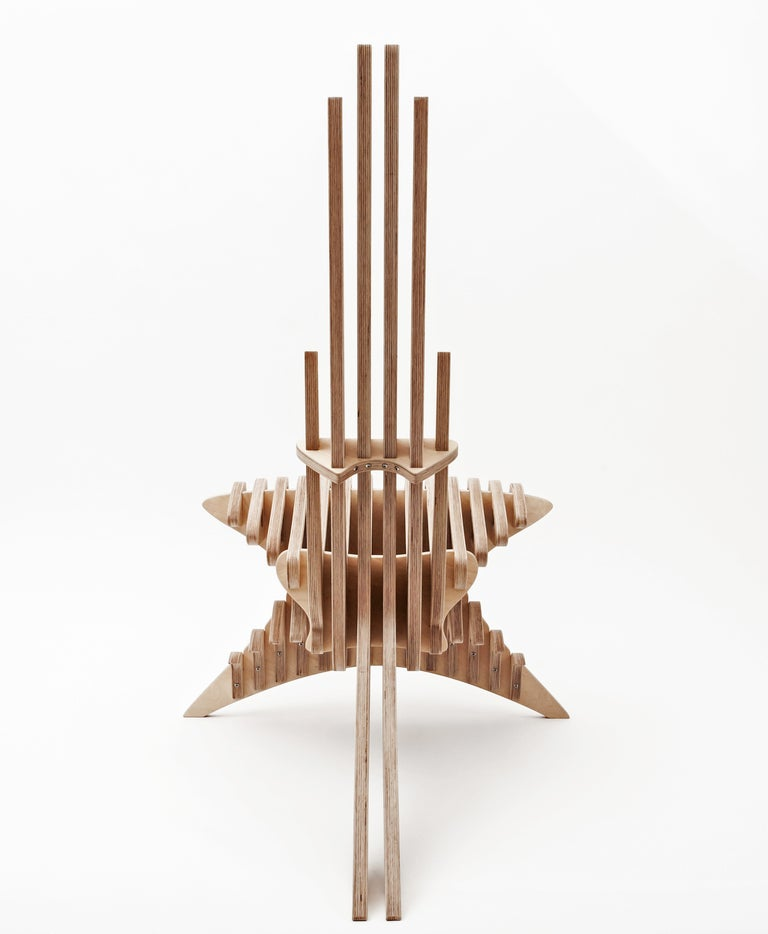 Limited Edition Chair by Peter Qvist Lorentsen 4