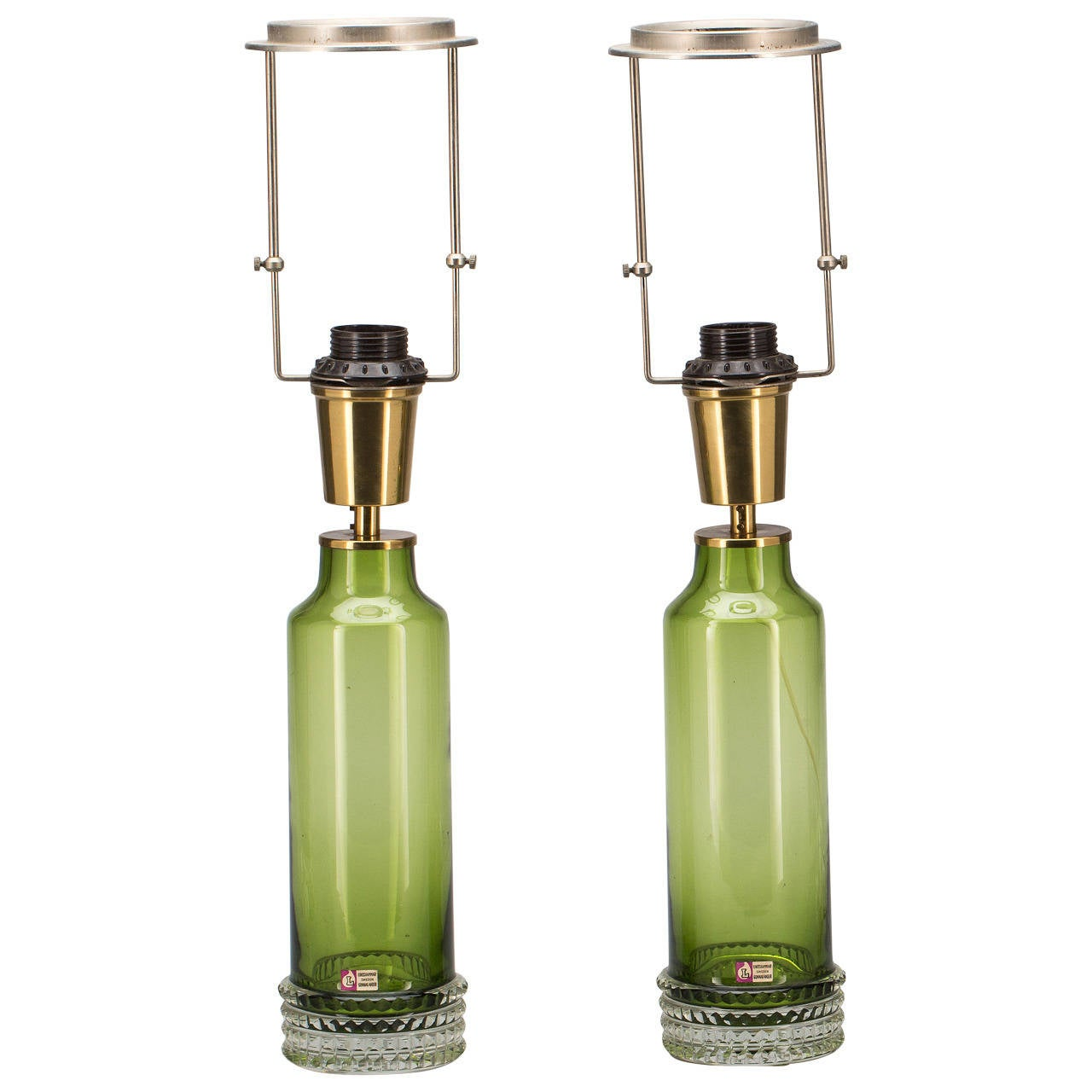 Pair of Table Lamp by Gunnar Anderson