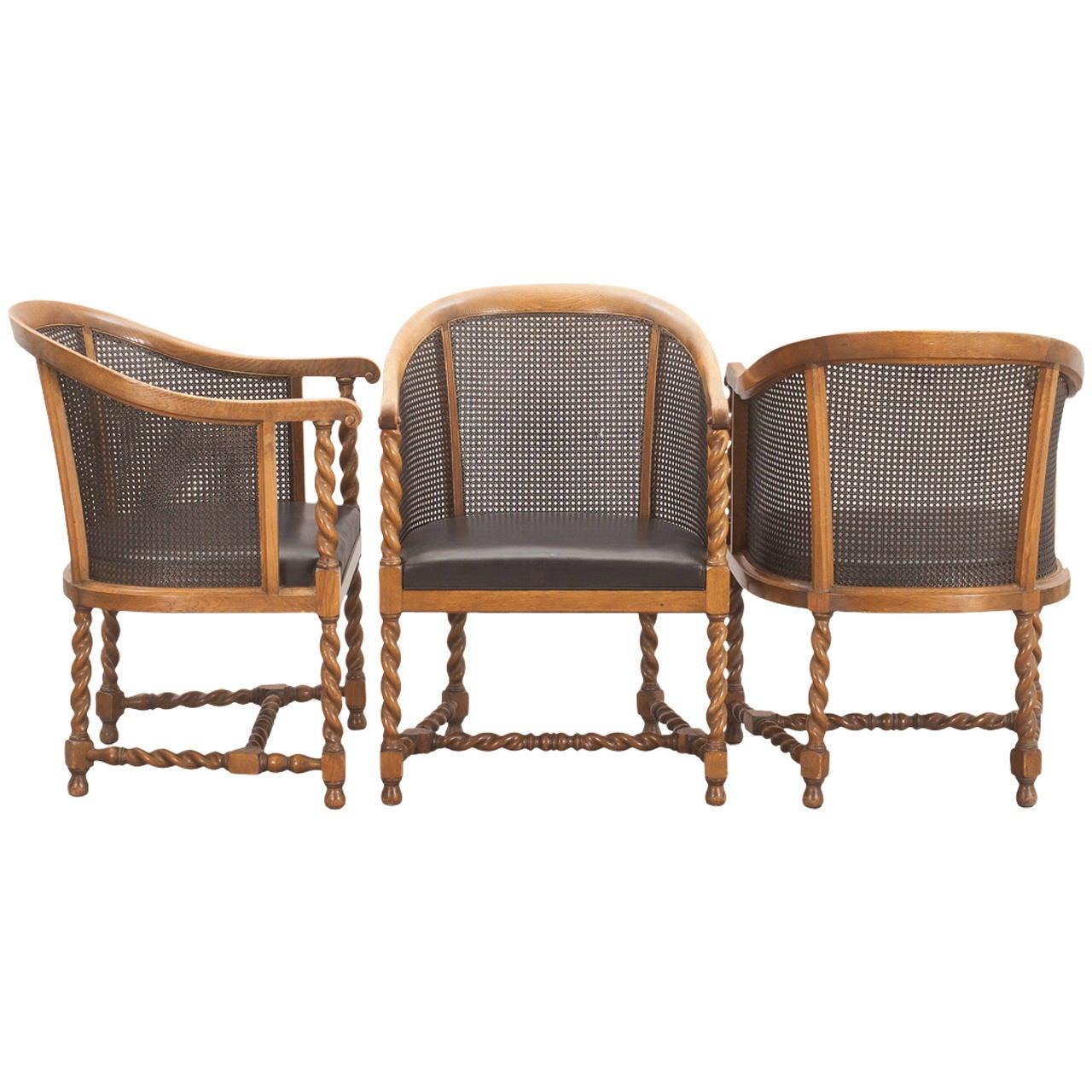 Chairs by Nordiska Kompaniet, 1926