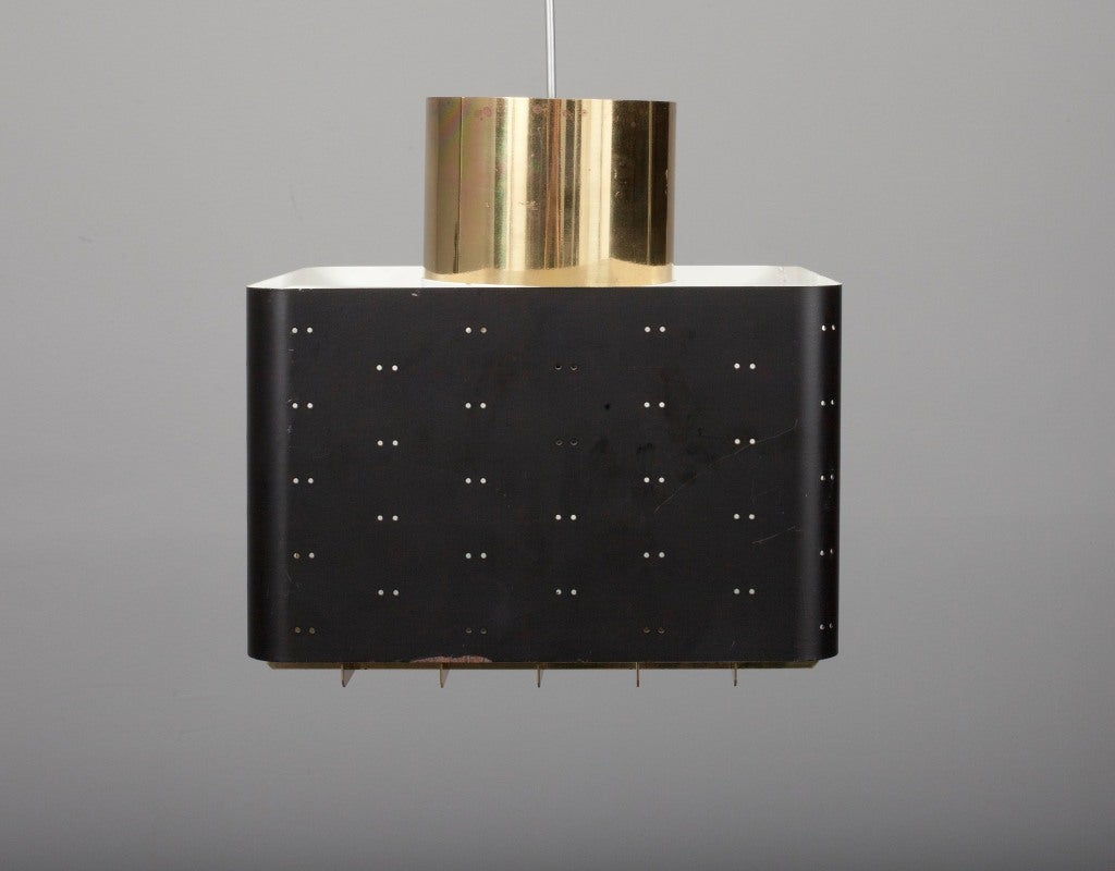 Finnish A Chandelier by Paavo Tynell for Idman Oy