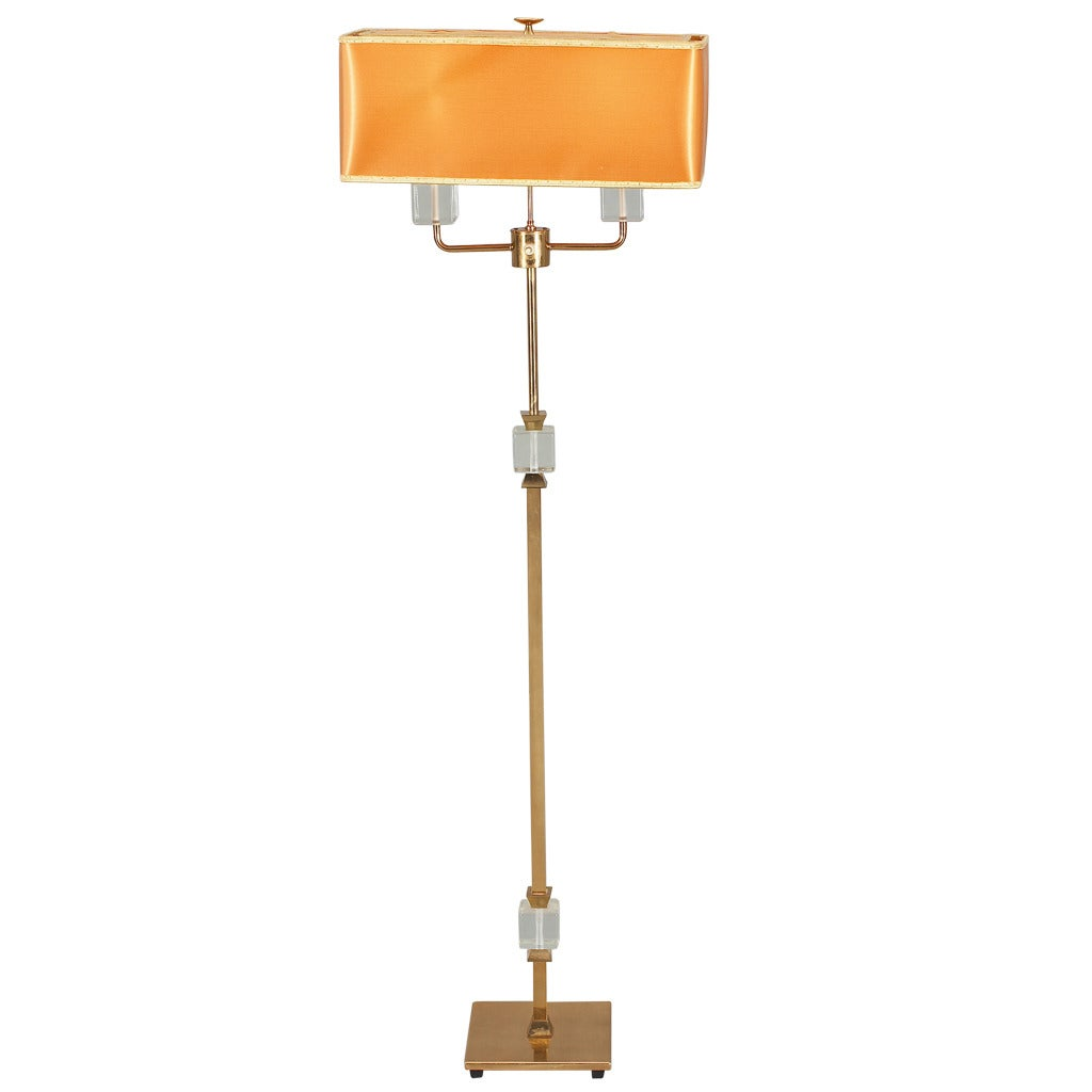 Swedish Floor Lamp For Sale
