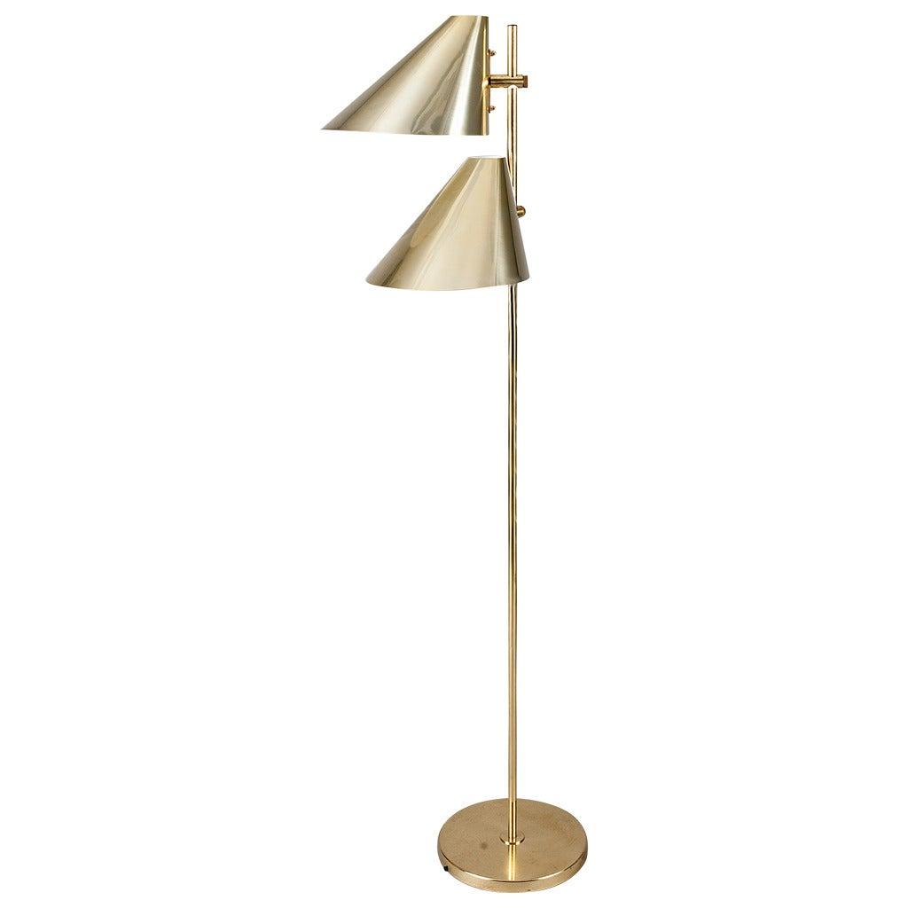 Floor Lamp by Hans-Agne Jakobsson