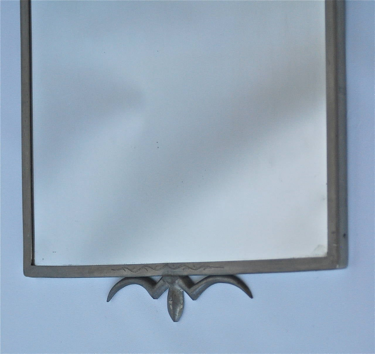 Scandinavian Modern Swedish Mirror, circa 1930s