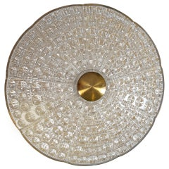 Ceiling Light by Carl Fagerlund for Orrefors / 2 available