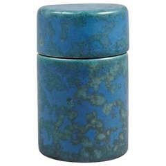 Hans Hedberg Vase with lid.