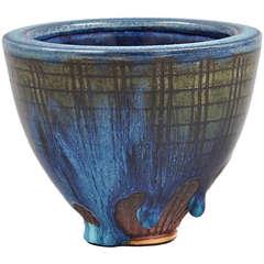 Vase by Wilhelm Kage, Farsta