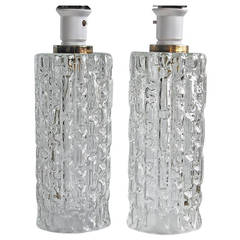Pair of Swedish Table Lamps