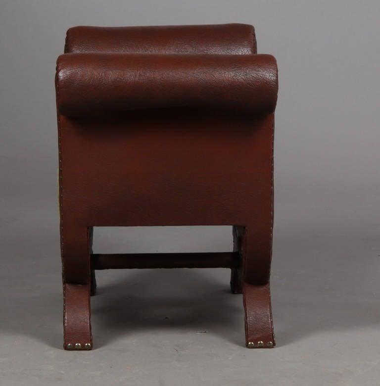 Scandinavian Modern Bench by Otto Schulz, Sweden, circa 1930s For Sale