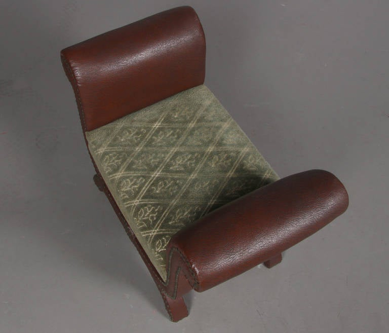 Swedish Bench by Otto Schulz, Sweden, circa 1930s For Sale