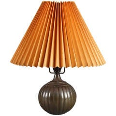 Pair of Table Lamp by Just Andersen