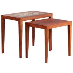 Nesting Tables by Haslev
