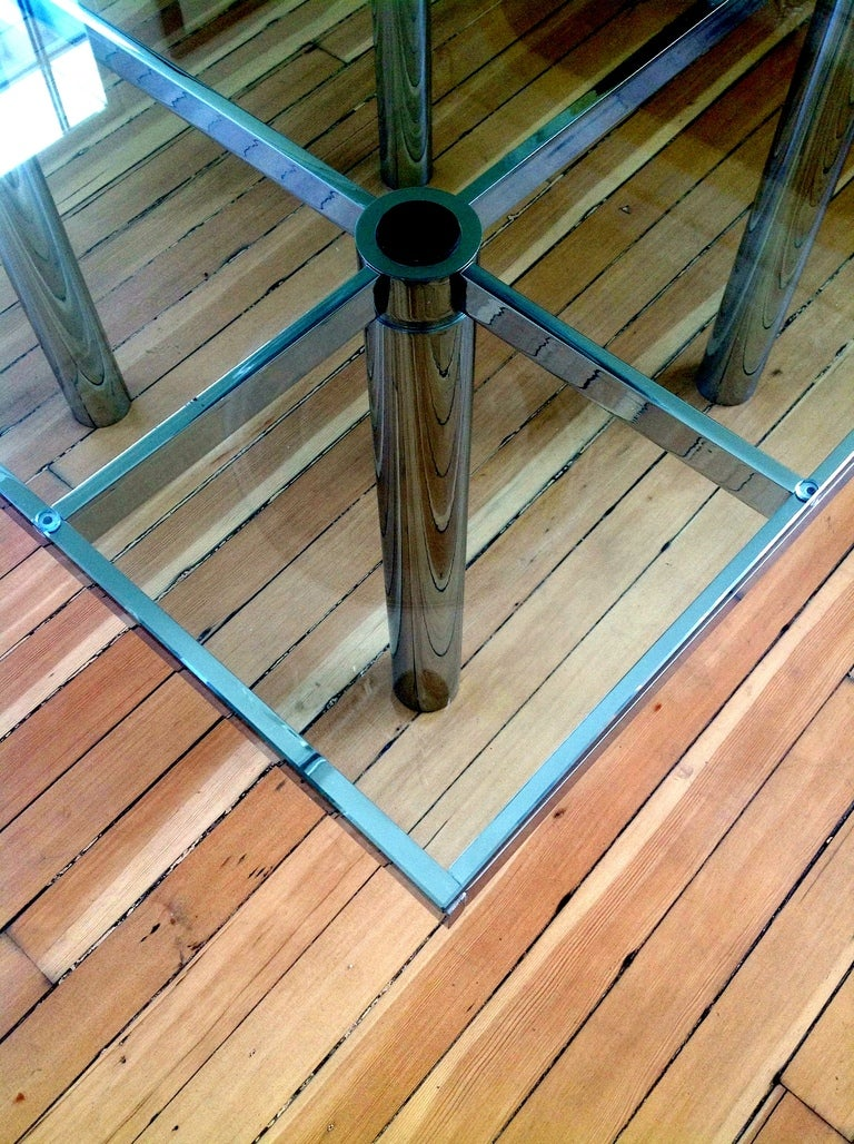 """Tobia Scarpa """"Andre"""" Table for Knoll 4"""