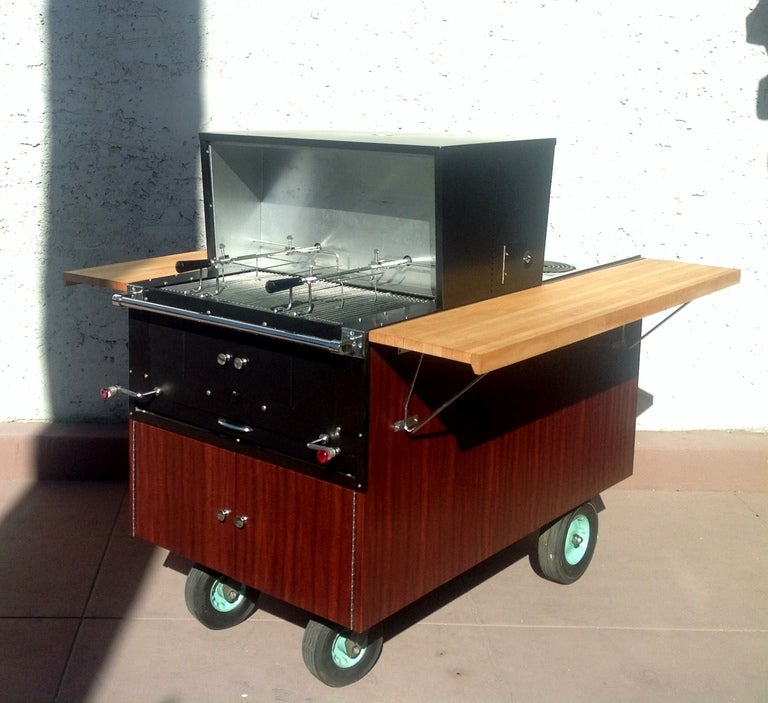 Electric Kitchen Stoves With Grills ~ General electric quot partio cart kitchen bbq at