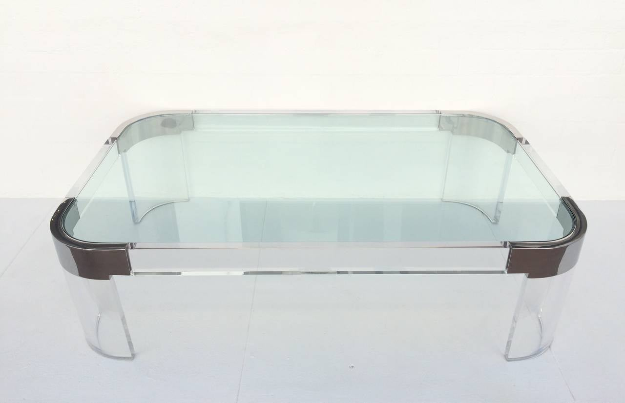 This spectacular cocktail table is from the