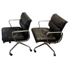 Charles & Ray Eames for Herman Miller Soft Pad Chair