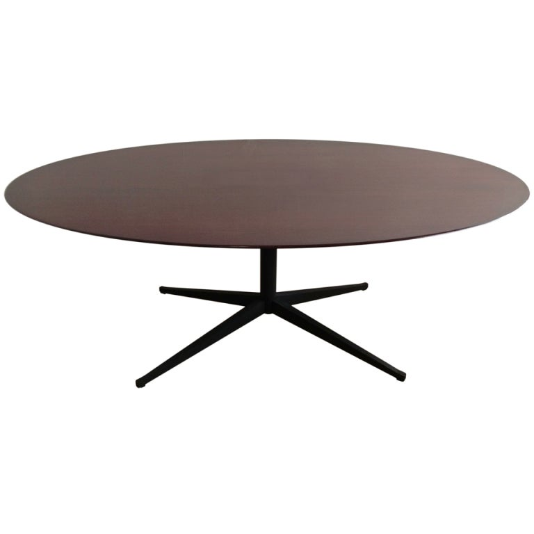 florence knoll dining table at 1stdibs. Black Bedroom Furniture Sets. Home Design Ideas