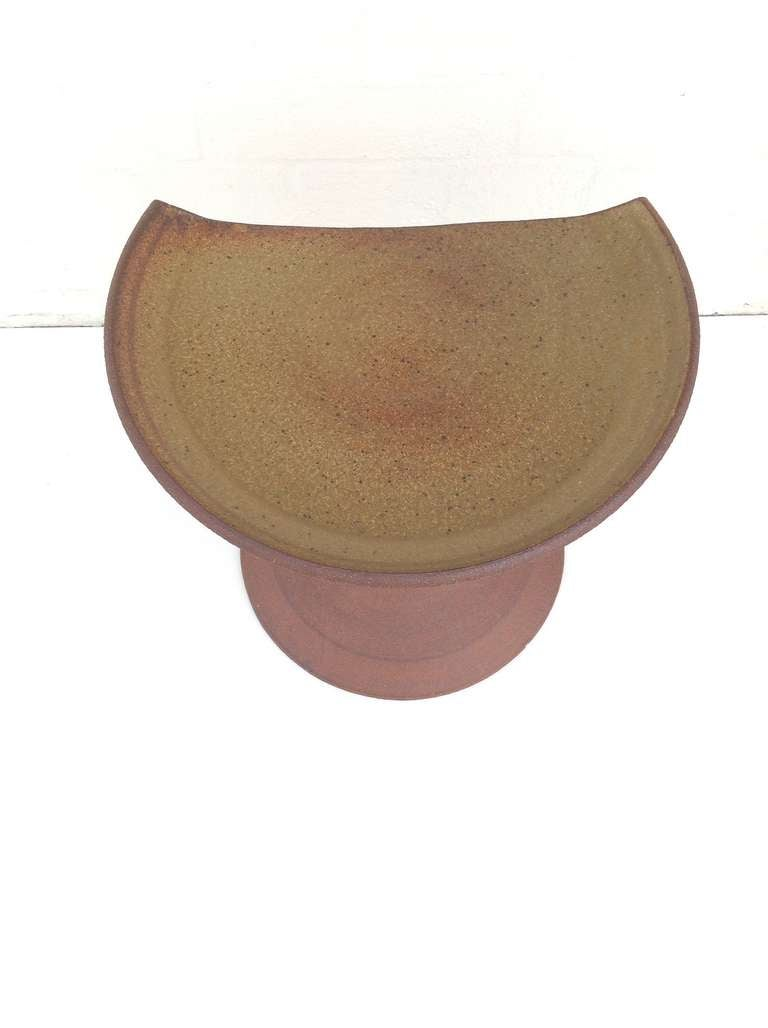 Studio Ceramic Stools Designed By Brent Bennett At 1stdibs