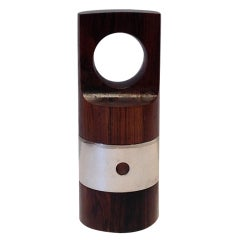 An extremely rare Rosewood Pepper Mill by Jens Quistgaard