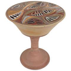 Studio Ceramic Bistro Table designed by Brent Bennett