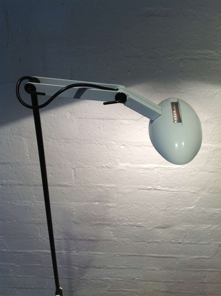 Paf Studio Floor Lamp Designed By Barbaglia And Colombo At