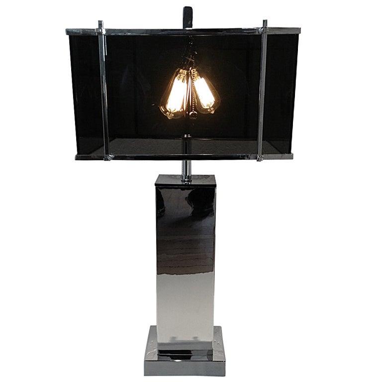 """Edison"" Lamp designed by Charles Hollis Jones"